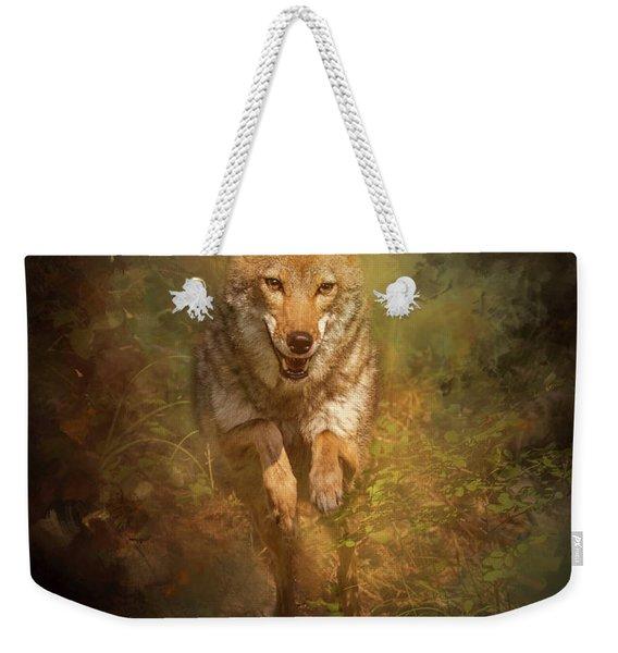 Coyote Energy Weekender Tote Bag