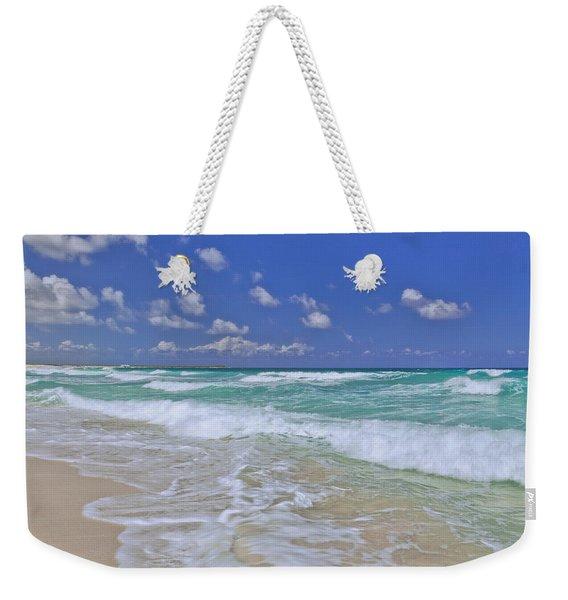 Cozumel Paradise Weekender Tote Bag