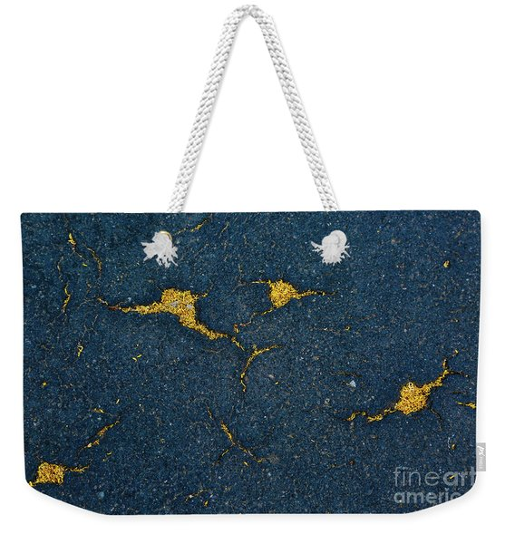 Cracked #10 Weekender Tote Bag