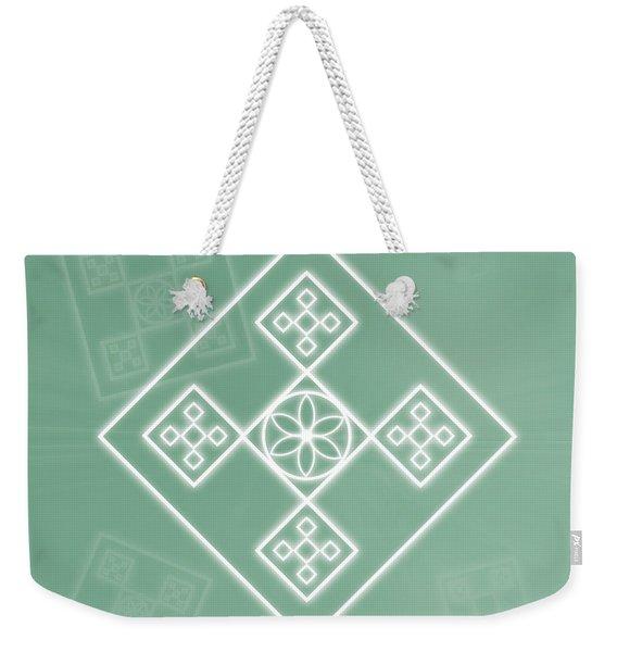 Crafting The Soul Weekender Tote Bag