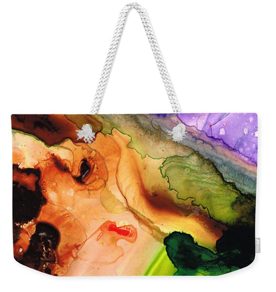 Creation's Embrace Weekender Tote Bag