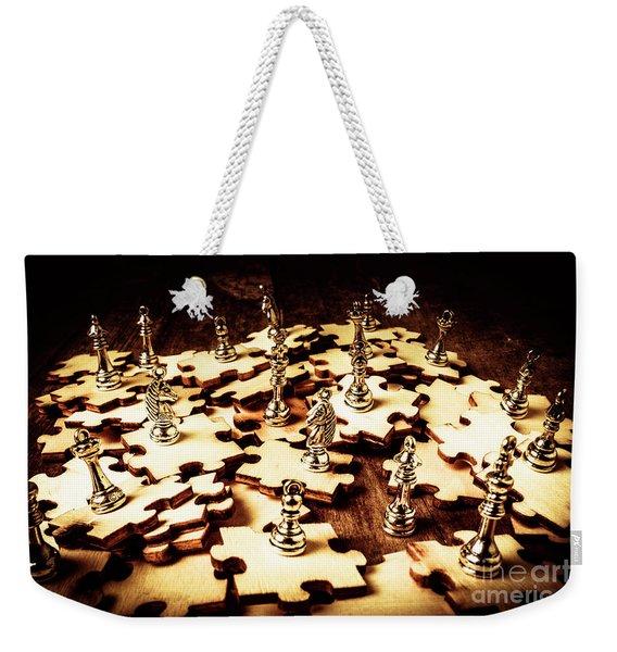 Creative Strategy Weekender Tote Bag