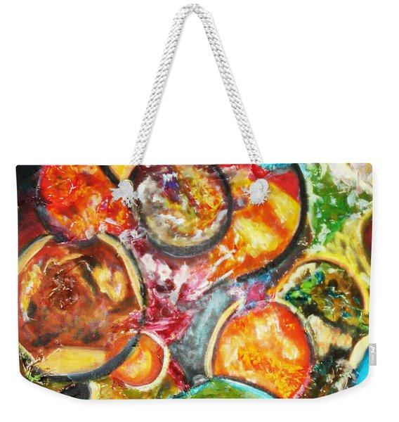 Creative Weekender Tote Bag