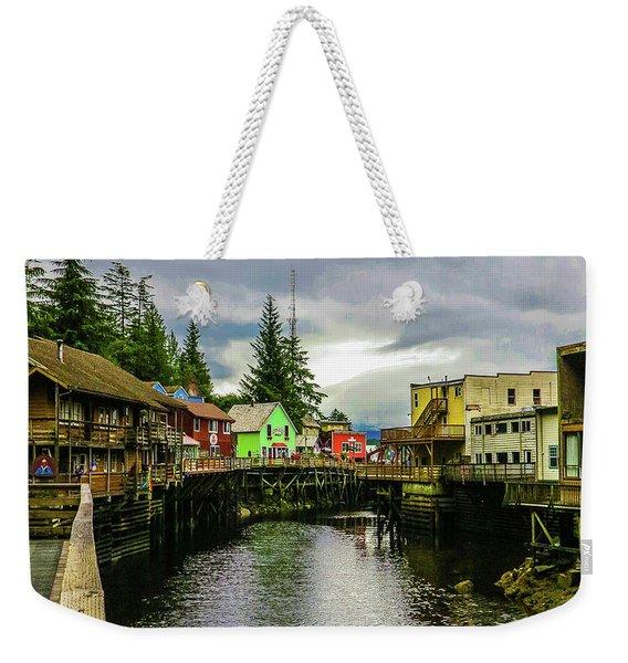 Creek Street 1 Weekender Tote Bag