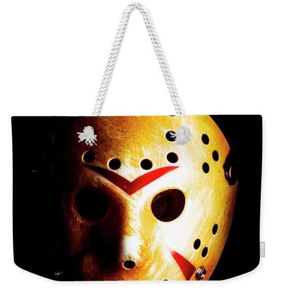 Creepy Keeper Weekender Tote Bag