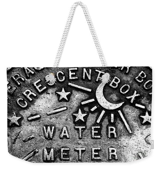 Crescent Box New Orleans Weekender Tote Bag