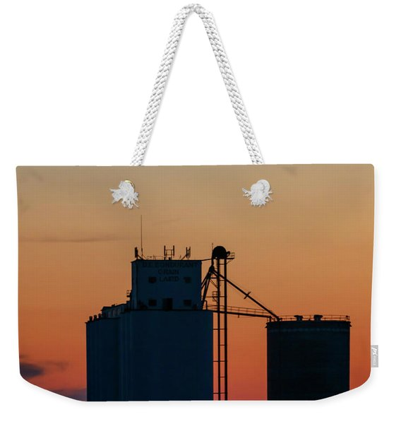 Crescent Moon At Laird 01 Weekender Tote Bag