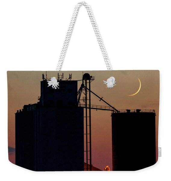 Crescent Moon At Laird 02 Weekender Tote Bag