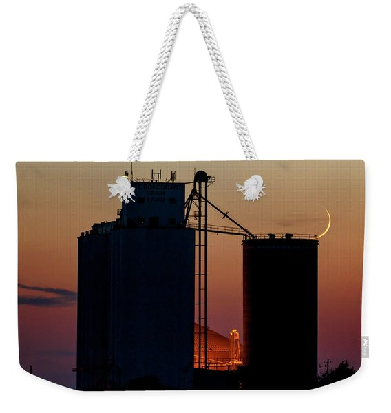Crescent Moon At Laird 04 Weekender Tote Bag