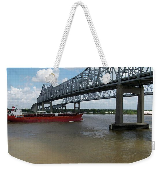 Cresent City Connection Weekender Tote Bag