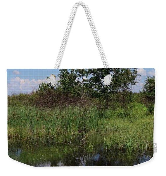 Crex Meadows Weekender Tote Bag