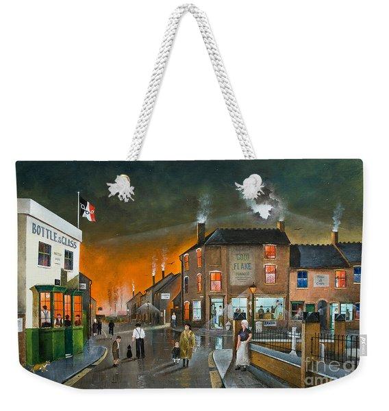 Cribnight Weekender Tote Bag