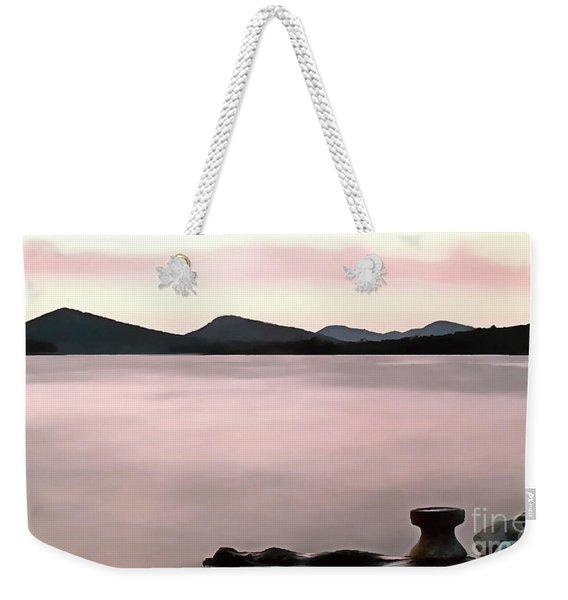 Croatian Coast Weekender Tote Bag