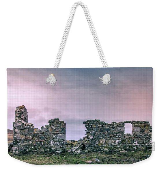 Croft No More Weekender Tote Bag