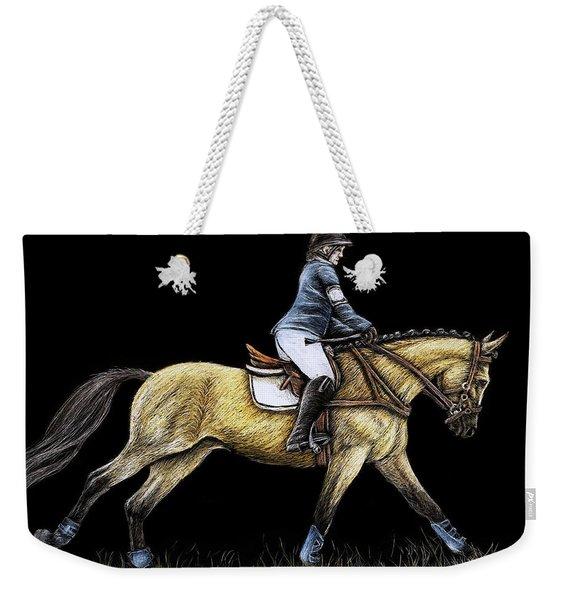 Cross Country Weekender Tote Bag