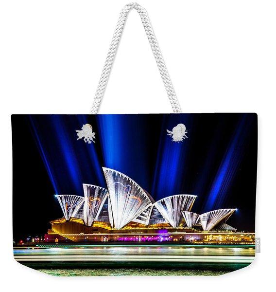 Crown Jewels Weekender Tote Bag