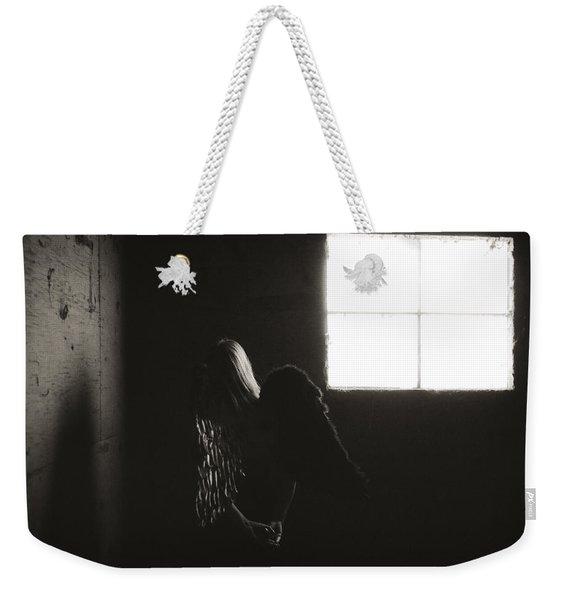 Cruelty Weekender Tote Bag