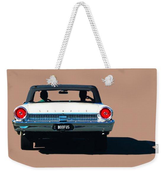 Cruisin' Weekender Tote Bag