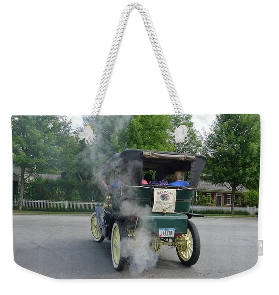 Cruisin' With The Oldies Weekender Tote Bag