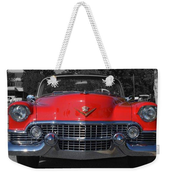 Cruising Americana Weekender Tote Bag
