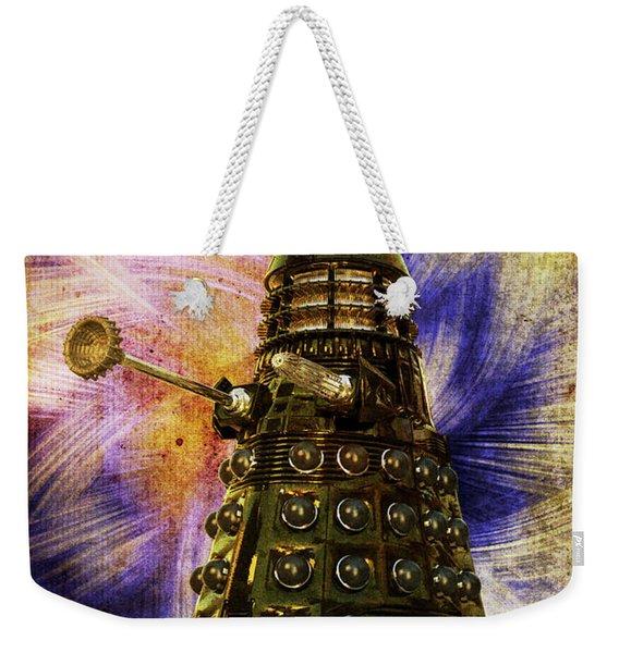 Crusade Weekender Tote Bag