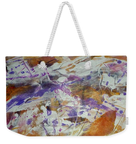 Crush On You Weekender Tote Bag