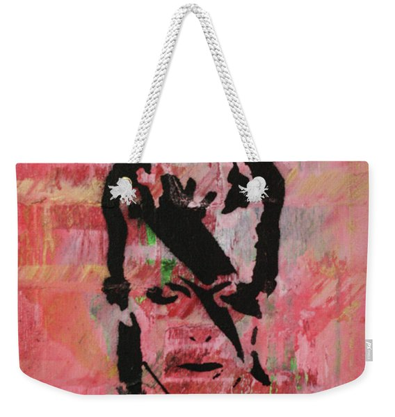 Crying Hard As A Babe Weekender Tote Bag
