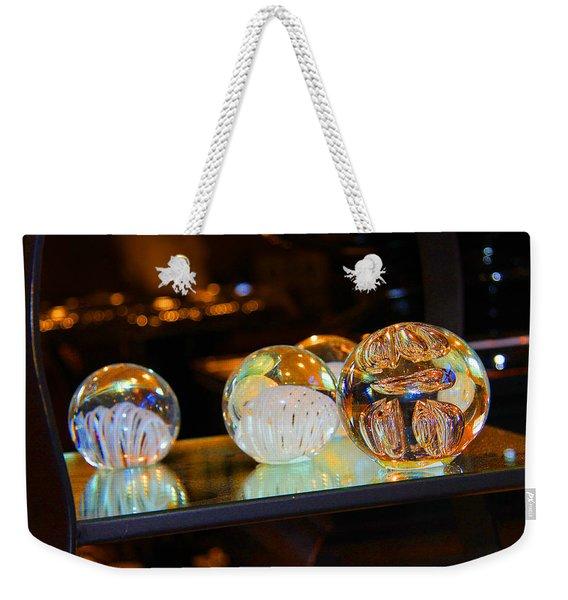 Crystal Balls Weekender Tote Bag