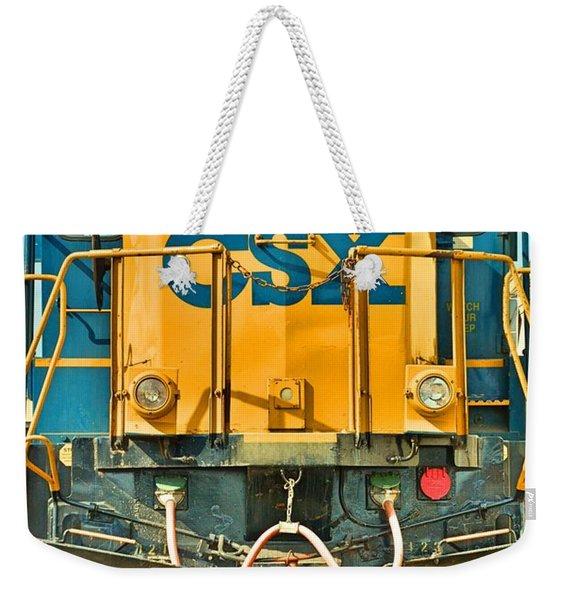 Csx 5938 Weekender Tote Bag