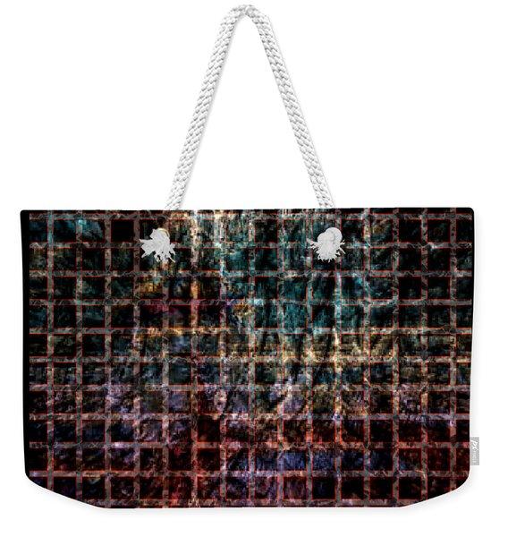 Grid Series 3-1 Weekender Tote Bag