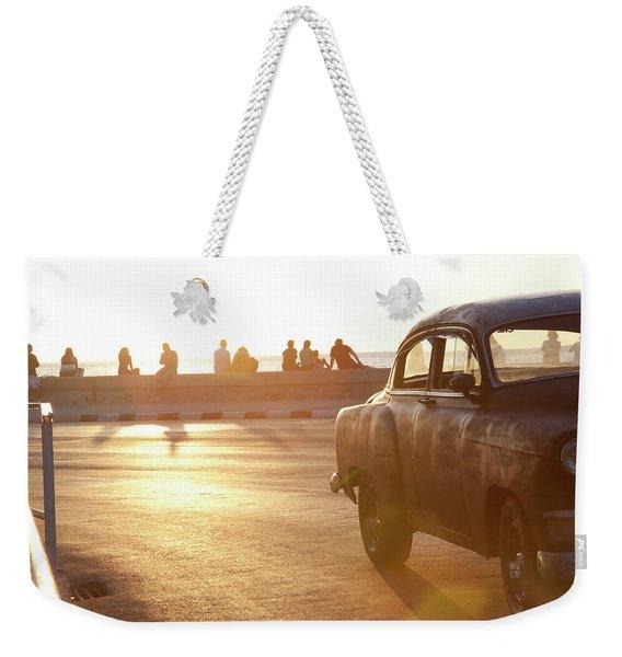 Cuba #4 Weekender Tote Bag