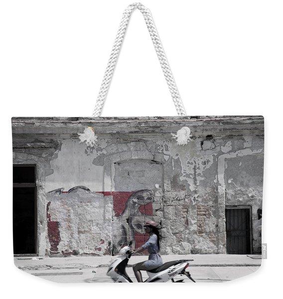 Cuba #5 Weekender Tote Bag