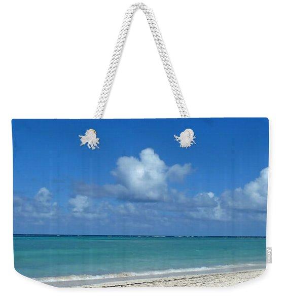 Cuba Beach Weekender Tote Bag