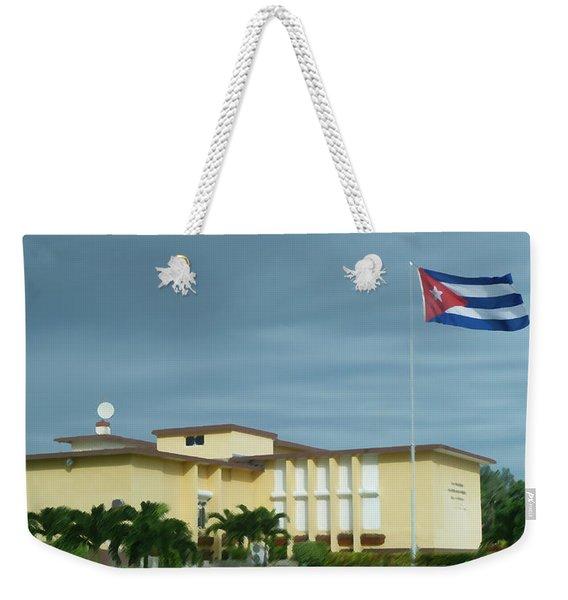 Cuban Estate 2 Weekender Tote Bag
