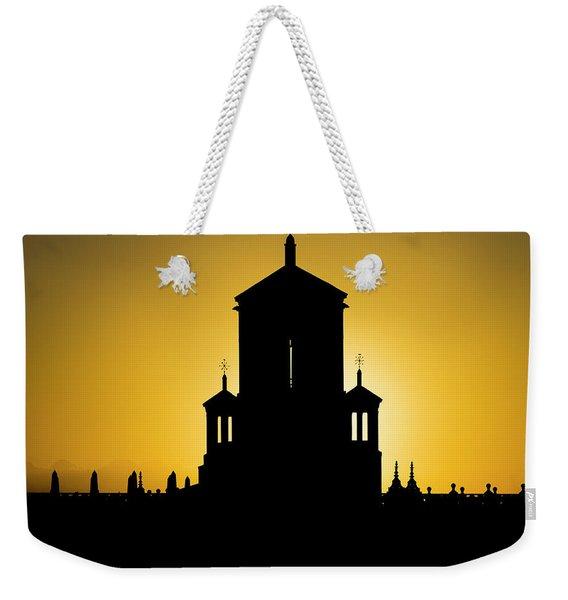 Cuban Landmark. Weekender Tote Bag