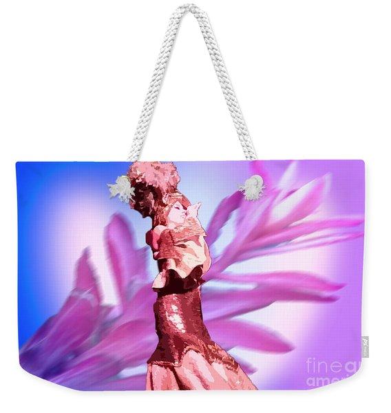 Cuban Singer Weekender Tote Bag