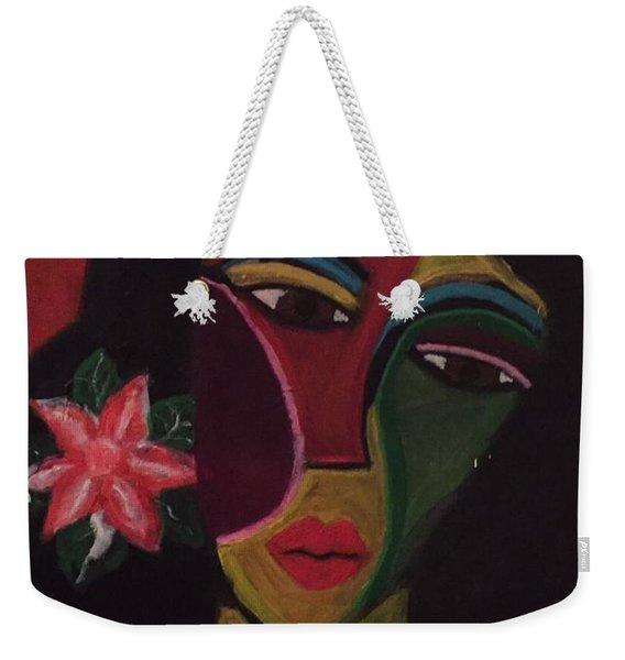 Cubanita Weekender Tote Bag