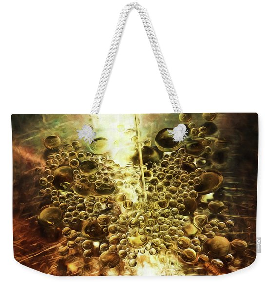 Culinary Abstract Weekender Tote Bag