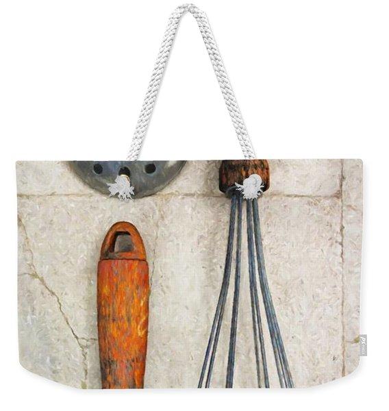 Culinary II Weekender Tote Bag