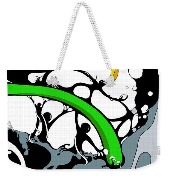Cultivate Weekender Tote Bag
