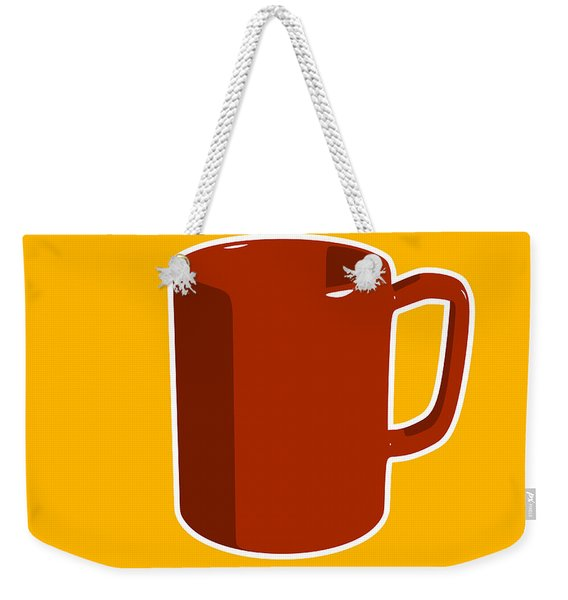 Cup Of Coffee Graphic Image Weekender Tote Bag