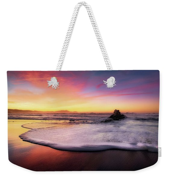 Cup Of Foam Weekender Tote Bag