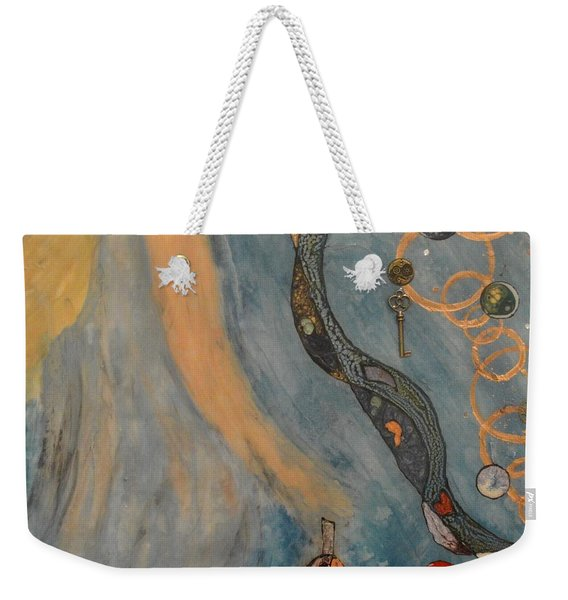 Cup Of Hearts Weekender Tote Bag