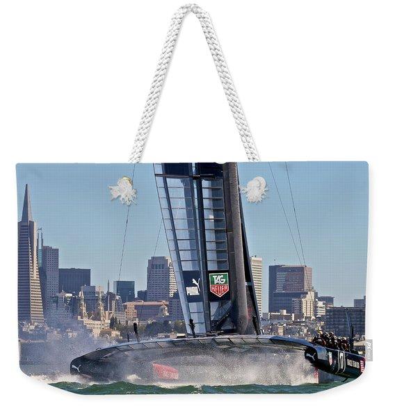 Cup Victor Weekender Tote Bag