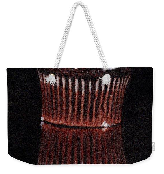 Cupcake Reflections Weekender Tote Bag