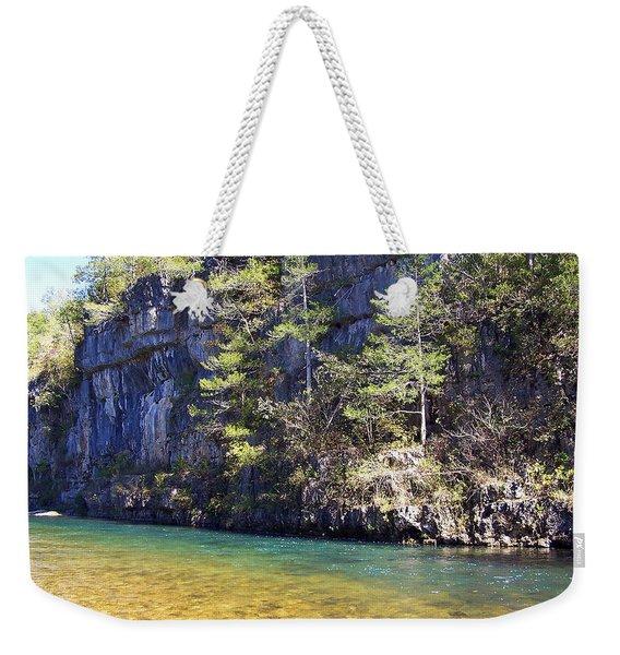Current River 7 Weekender Tote Bag