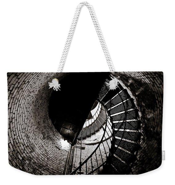 Currituck Spiral II Weekender Tote Bag