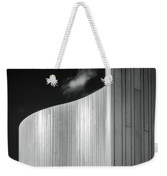 Curve Four Weekender Tote Bag