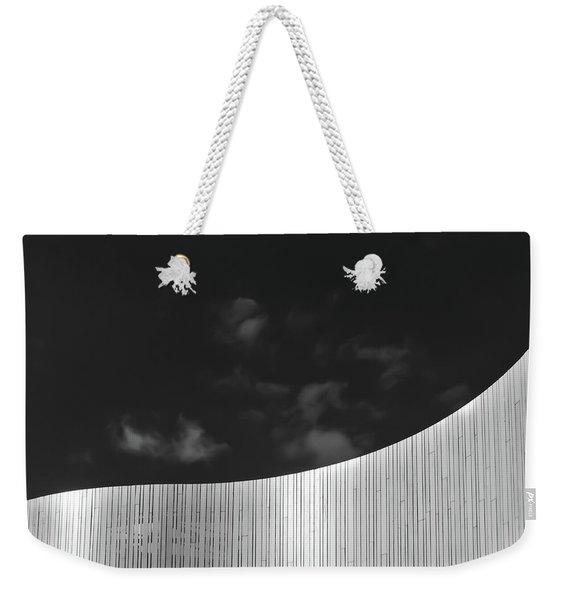 Curve Two Weekender Tote Bag