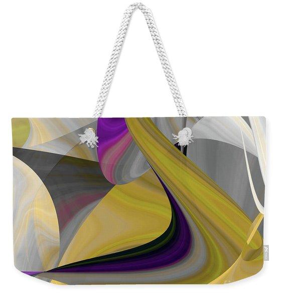 Curvelicious Weekender Tote Bag